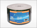 Optical Quantum 52x CD-R White Inkjet Printable Media