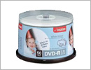 Imation 16x 4.7 GB White Inkjet Hub Printable DVD-R