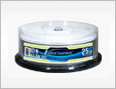 Optical Quantum 4x 25GB Blu-ray Logo Top